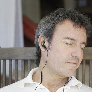 Image 5 - Najnowsze wymienne słuchawki kablowe MMCX do zestawu słuchawkowego Shure SE215 UE900 3.5mm kable z mikrofonem do androida IOS11.0 następujące
