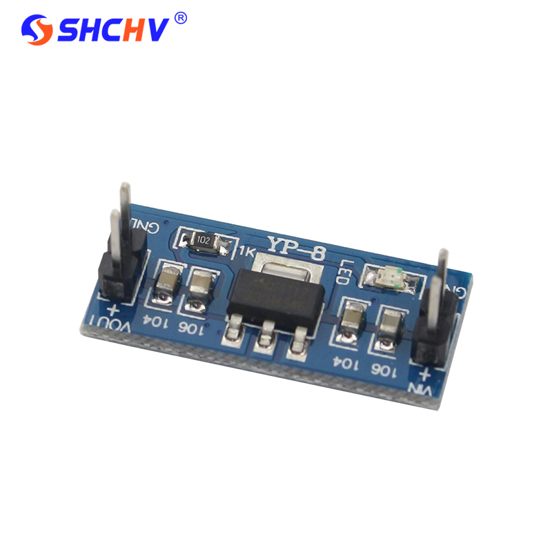 AMS1117 3.3V Power Supply Module Development Board AMS1117-3.3 Power Module AMS1117-3.3V For