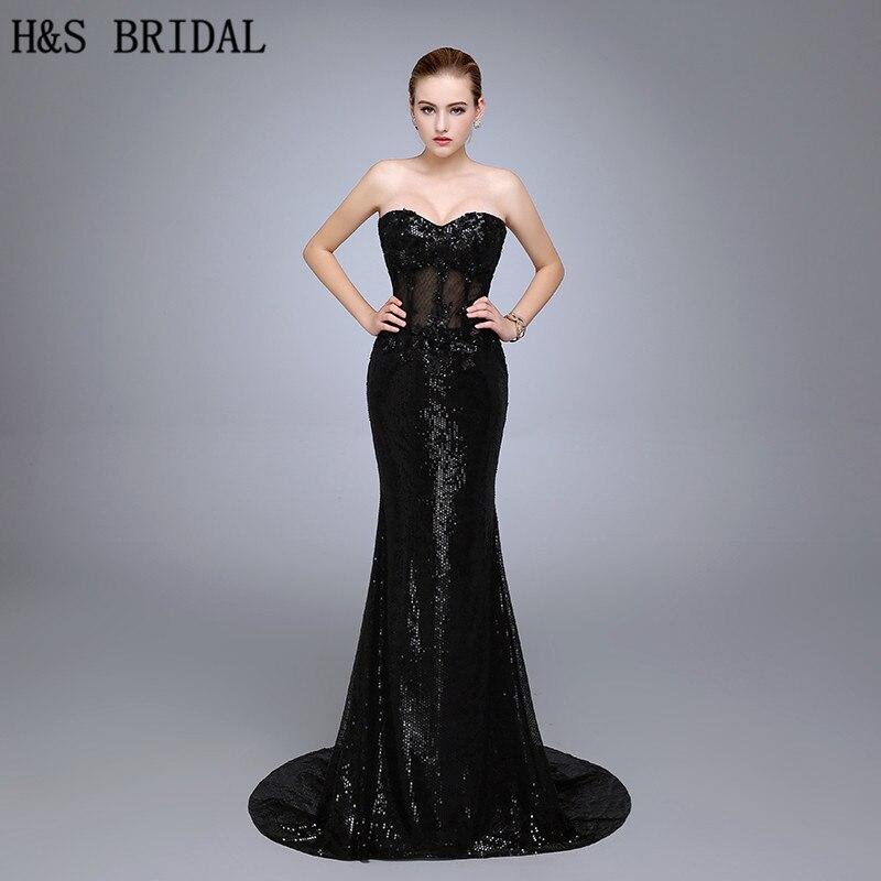 2015 Vestidos феста Vestido лонго длинные блестками вечерние платья элегантный русалка вечернее платье ну вечеринку вечер элегантный