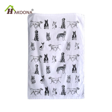Buy Animal Print Kitchen Towel And Get Free Shipping On Aliexpress Com