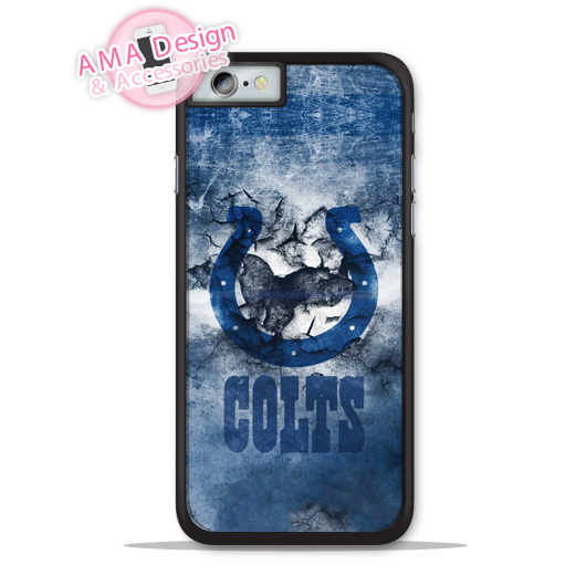 Indianapolis Colts Football Club Phone Cover Case For Apple iPhone X 8 7 6 6s Plus 5 5s SE 5c 4 4s For iPod Touch