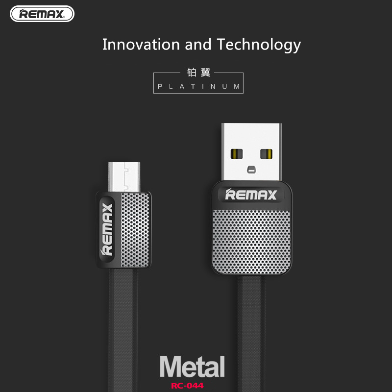 Original Remax Mobile Phone Cables 2.1A 1m Durable Fast Charger Cable For xiaomi samsung For iPhone6 6s 7 8 iPhone x