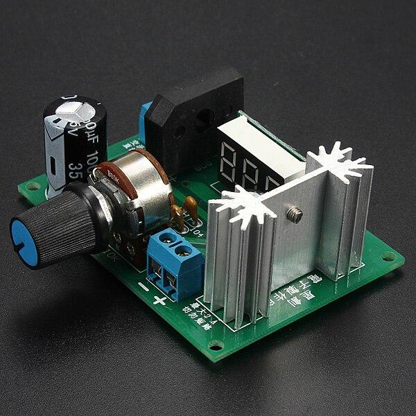 5pcs/lot New DIY Electric Unit High Quality LM317 Adjustable Voltage Module