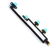 10pcs Lot 100 Original Volume Control Power Switch On Off Key Flex Cable Replacement For IPad