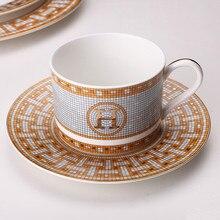 Керамическая Западная тарелка кофейная чашка блюдо для кондитерских изделий Ресторан костяной фарфор стейк тарелка модель украшение дома