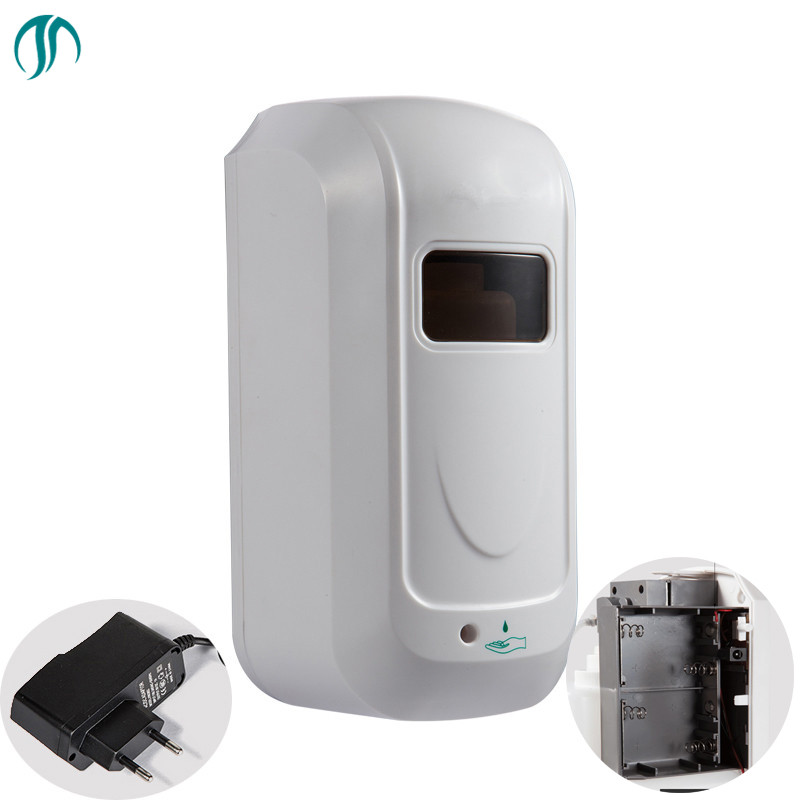 1000ml ac dc wall mounted automatic soap dispenser sensor touchless pump automatic liquid dispenser automatic soap - Touchless Soap Dispenser