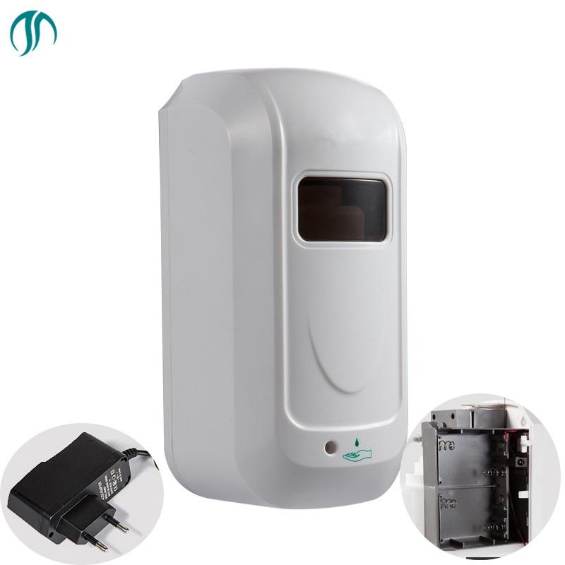 1000ml ac dc wall mounted automatic soap dispenser sensor touchless pump automatic liquid dispenser automatic soap - Automatic Soap Dispenser