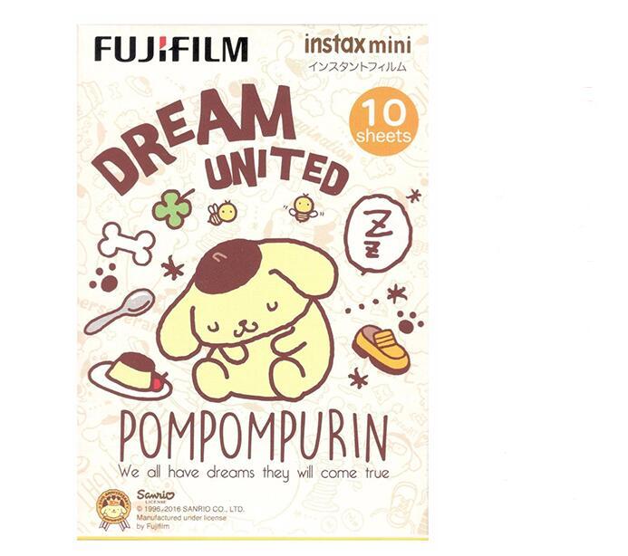 Galleria fotografica Original New Fujifilm Instax Mini 8 Fuji Photo Paper Cartoon For Polaroid mini 8 50s 7s 90 25 Share SP-1 Instant instax Camera