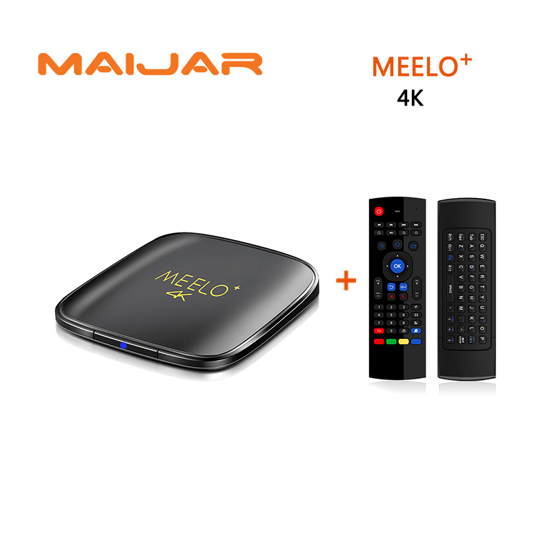 ME ELO+4K Android 6.0 TV Box With Wireless AirMouse Amlogic S905X Quad Core WIFI HDMI 4K*2K HD Smart Set Top BOX Media Player стоимость