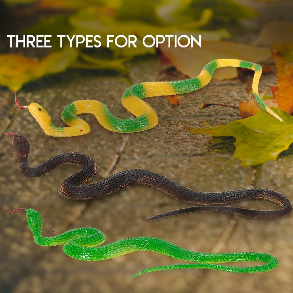 Grosir Black Rubber Snakes Gallery Buy Low Price Kaos Snake Ular Animal Lots On Aliexpresscom