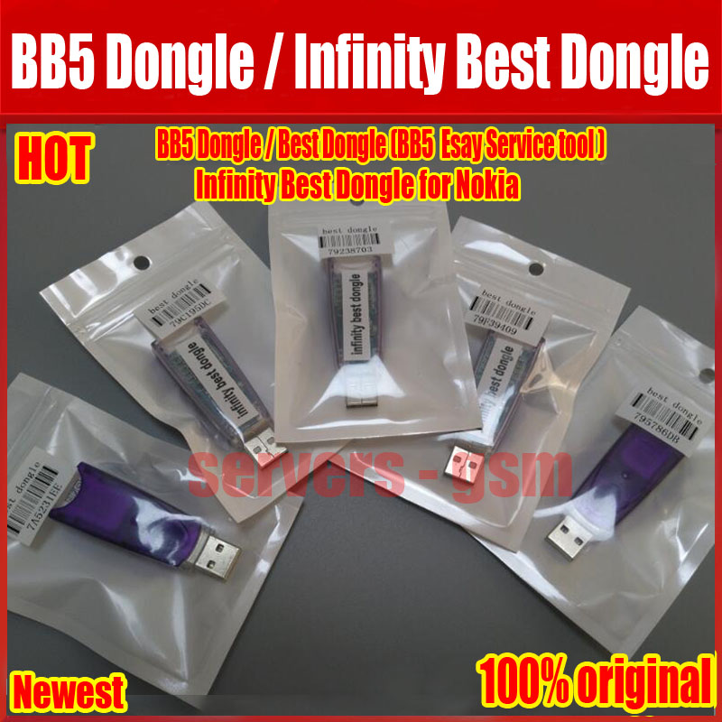 100% Original BB5 dongle Easy Service ( BEST Dongle)/ infinity best dongle  for Nokia