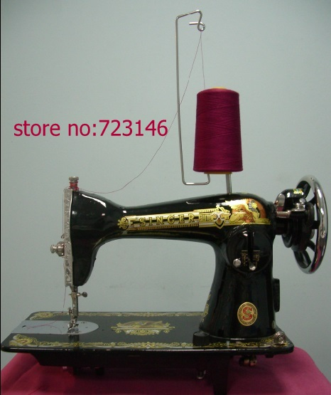 Singer Featherweight Portable Thread Stand 221 & 222K pfaff elna bernina butterfly հին Կենցաղային կարի մեքենաներ