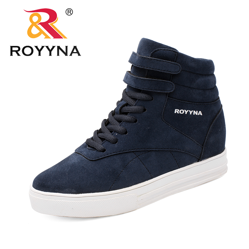 ROYYNA New Arrival Classics Style Women Pumps Lace Up Women Shoes Suede Women Outdoor Fashion Sneakers Comfortable Free Shipping