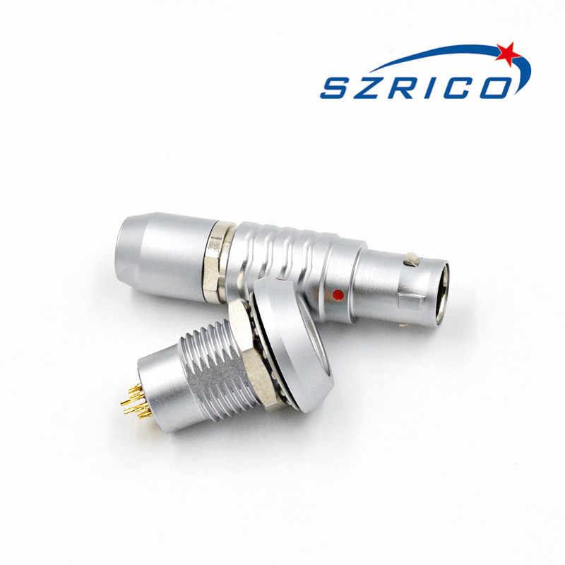 RC-EGG 2B 2 3 4 5 7 8 10 12 14 16 18 19 26 pin bakje auto kabel circulaire elektrische connector