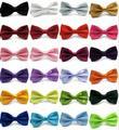 2014 Novo casamento Formal gravata borboleta comercial masculino cor sólida laços para homens doces borboleta cor gravata gravata borboleta borboletas FR