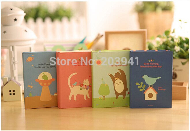 8PC/lot Cute bird cats Cartoon animals Rainbow note Memo Post it Paper Sticker Stationery Office Accessories School Supplies