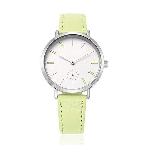 Fashion famous luxury brand men watches lehater strap wristwataches quartz clocks