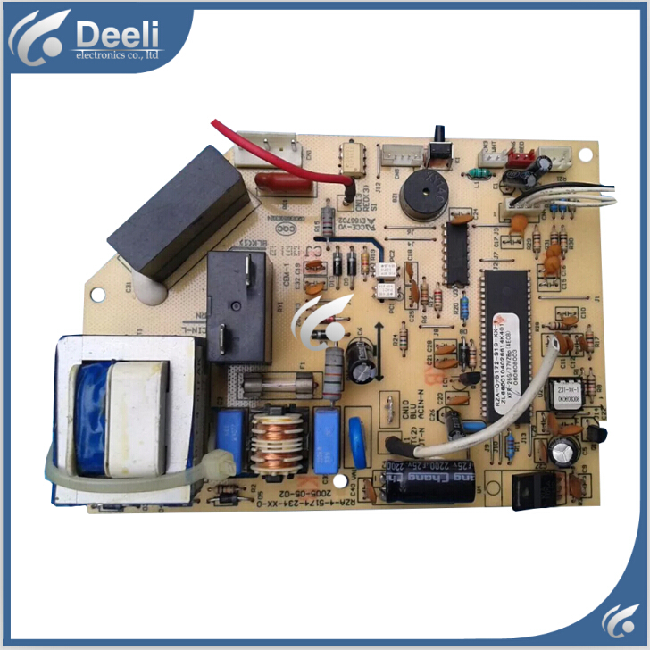 Подробнее о 95% new good working for Hisense air conditioning Computer board KFR-32G/77ZBPX RZA-4-5174-234-XX-0 board good working 95% new good working and new for hisense air conditioner computer board kfr 60l 36bp rza 4 5174 312 xx 3 board on sale