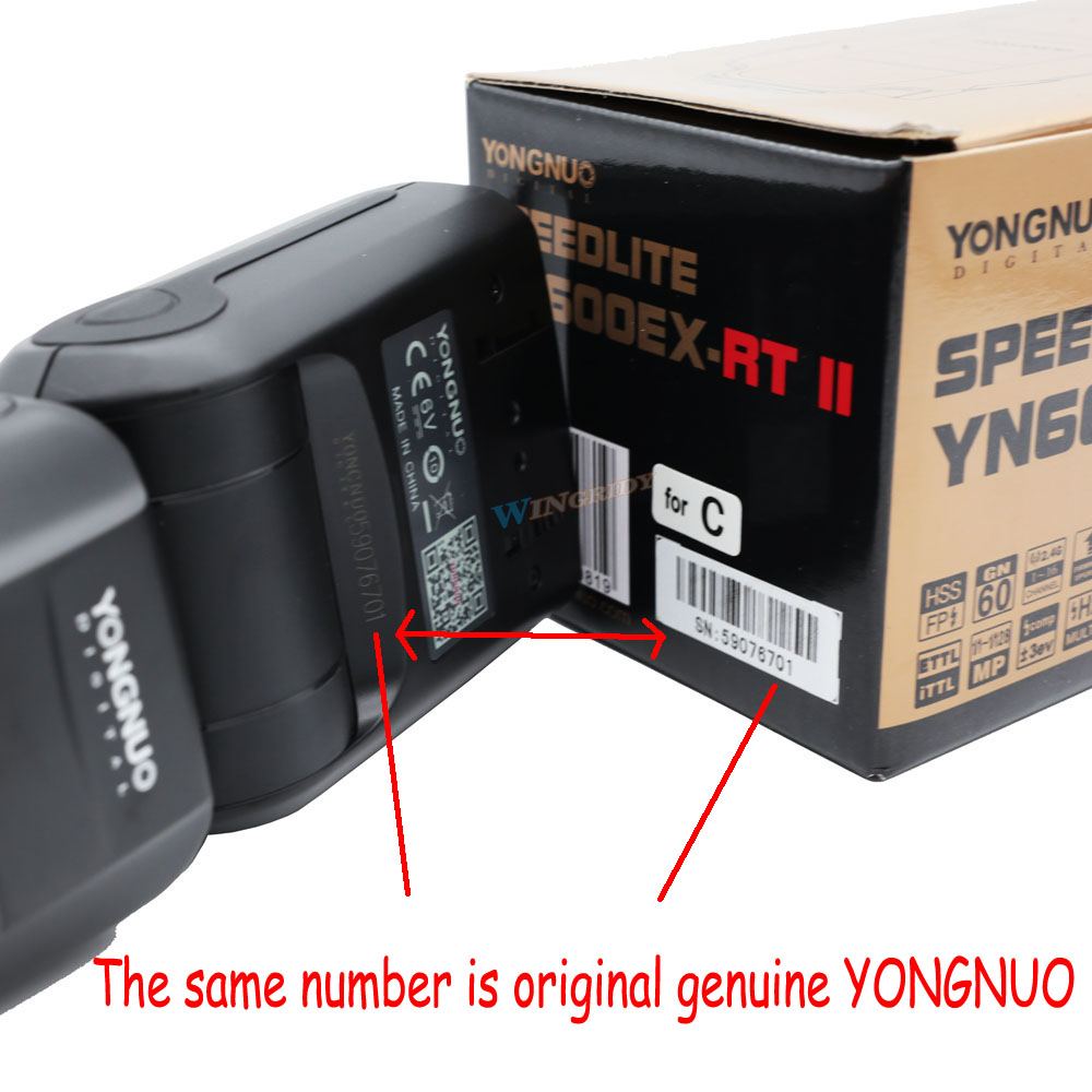 Image 4 - YONGNUO YN600EX RT II 2.4G Wireless HSS 1/8000s Master TTL Flash Speedlite for Canon 60D 650D Camera as 600EX RT YN 600EX RT II-in Flashes from Consumer Electronics