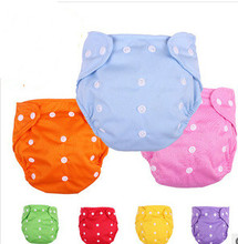 2016 NEW 1PCS Reusable Baby Infant Nappy Cloth Diapers Soft Covers Washable Free Size Adjustable  Winter Summer Version