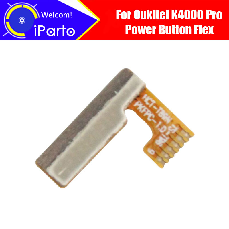 5.0 Inch 100% Original New For Oukitel K4000 Pro Mobile Phone Power On Off  Start Flex Cable Accessories. 079e27fe92db