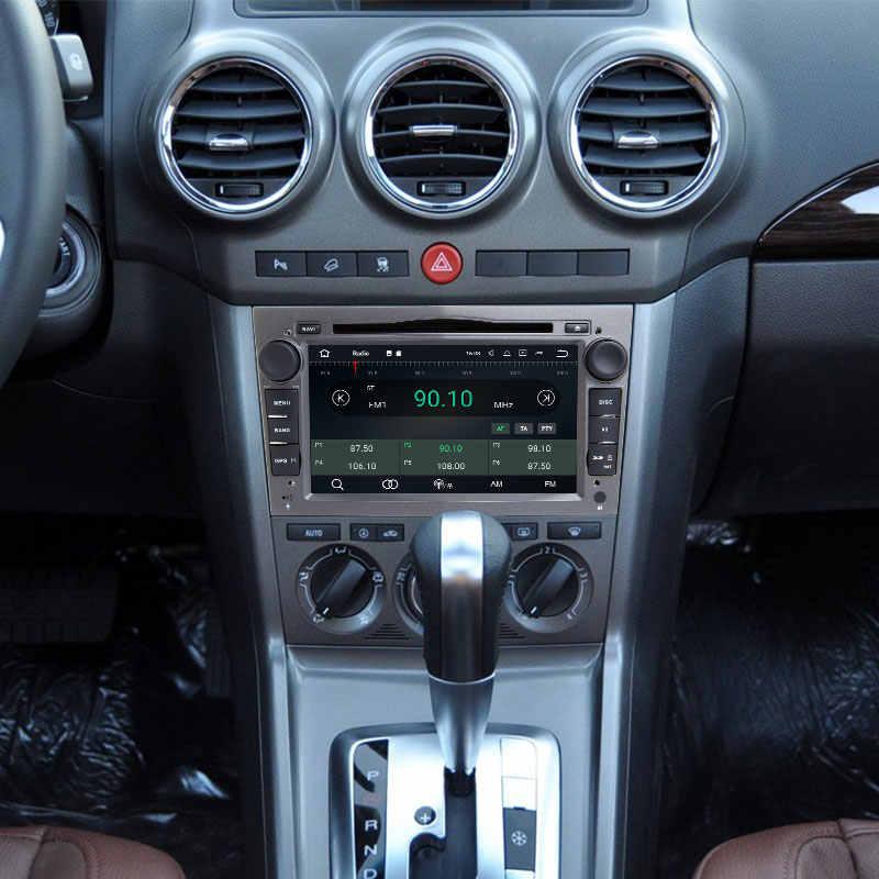 Josmile 2 Din アンドロイド 8.1 Autoradio 車の Dvd マルチメディアオペルザフィーラ B ベクトラ C Vivaro アストラ H グラム J meriva でコルサ C D ナビゲーション