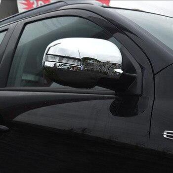 Xe Styling Phụ Kiện Dành Cho Mitsubishi ASX 2016 2017 2018 ABS Chrome Chiếu Hậu Gương Mặt trang Bìa Cửa Phía Sau Gương Trim Bảo Vệ
