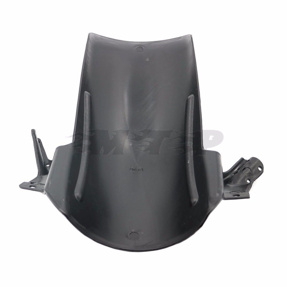 Black Motorcycle Rear Fender Splash Guard For <font><b>BMW</b></font> F650GS 08-12 F700GS 13-14 F800GS & Adventure 09-16 <font><b>F</b></font> 650/<font><b>700</b></font>/800 <font><b>GS</b></font> Mudguard image
