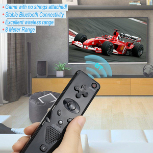 Image 5 - Built in Motion Plus Wireless Bluetooth Controller For Wii Remote Nunchuck For Wii 2 in 1 Game Controle Joystick