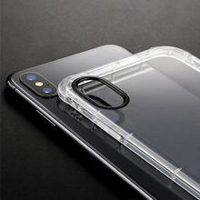 Ultra thin Transparent Silicone Case For Apple iPhone X XR XS Max Soft Rubber Cases For iPhone 7 8 6 6s Plus Protective Shell стоимость
