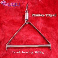 love swing accessory strong stainless steel tripod with spring Expansion screws Sex Swing Tripod sex furniture adult games