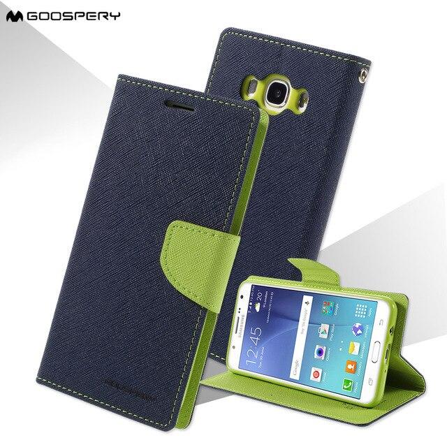 quite nice 530e0 7c64d US $9.99  MERCURY GOOSPERY For Samsung Galaxy J5 J3 J7 A3 A5 2016 A3 A5  2017 Case Fancy Diary Cover for Samsung Galaxy S8 J2 J5 Prime Case-in Flip  ...