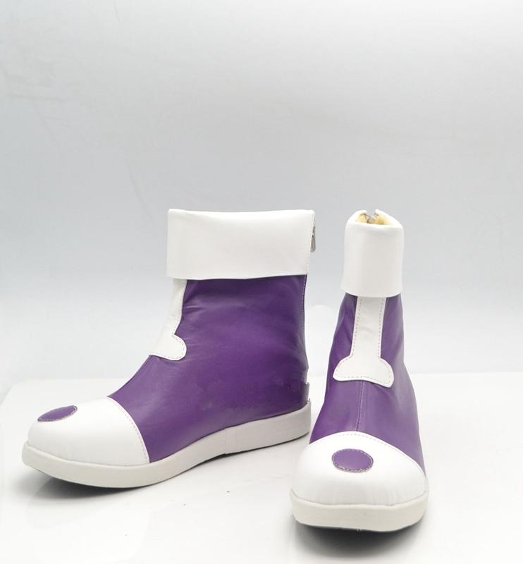 Anime Shoes Hunter x Hunter Killua Zoldyck Cosplay Boots