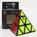 Lo nuevo QiYi Mofangge Pyraminx Cubo Magnético Rompecabezas Rompecabezas Velocidad Giro Juguetes Educativos Envío de La Gota