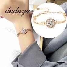 Hot Luxury Zircon Bracelets Bangles for Women Heart Forever Love Brand Charm Bracelet Female Famous Jewelry Gift Whlosale цена 2017