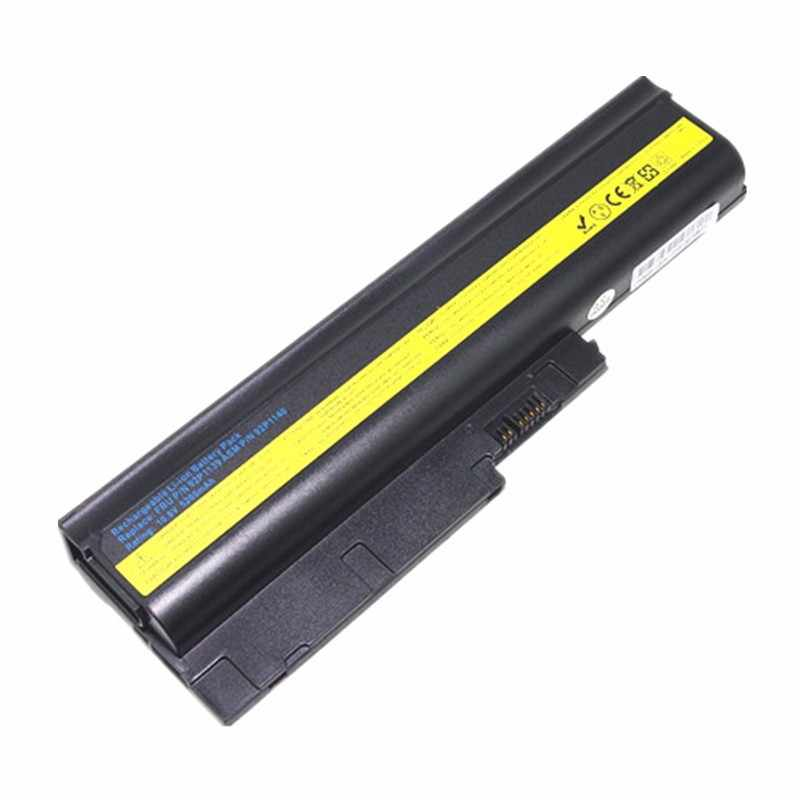 Juyaning Laptop battery For Lenovo  ThinkPad R60 R60e R61 R61e R61i T60 T60p T61 T61p R500 W500