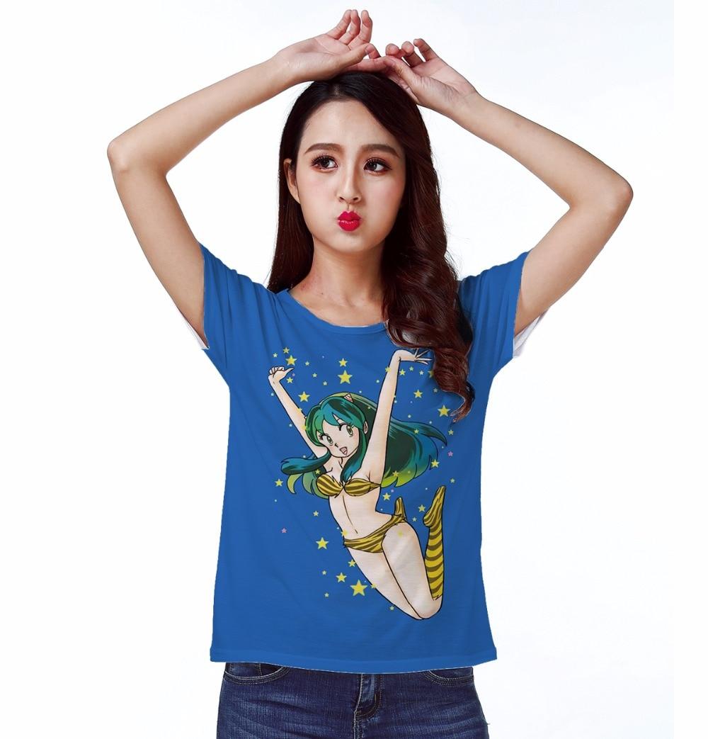 Summer Fresh T Shirt Top Tee Tank Vest Lum Urusei Yatsura
