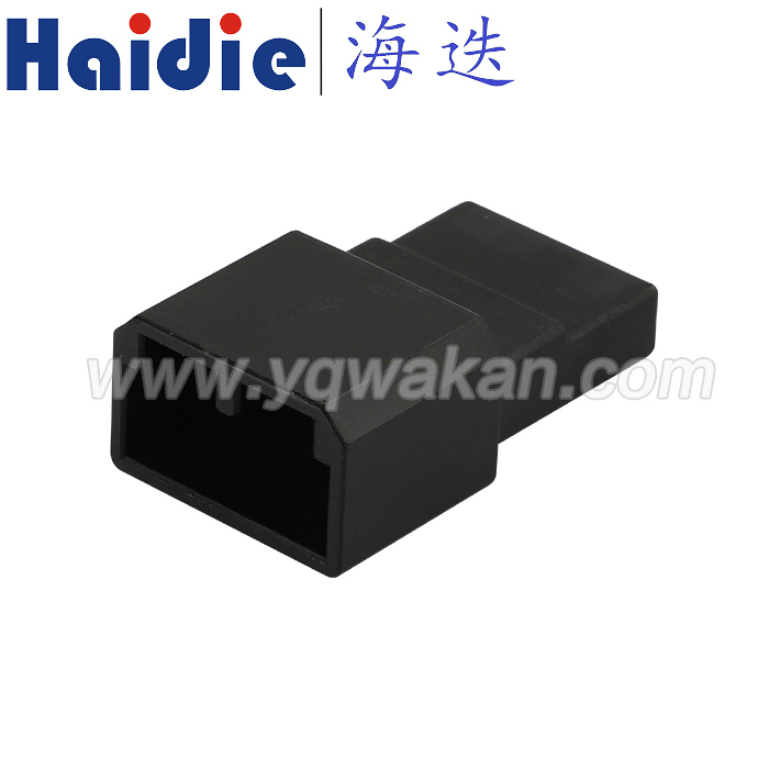 Free Shipping 2sets 6pin Plastic Housing Plug Male Part Of 175507-2, Auto Wiring Harness Unsealed Cable Connector