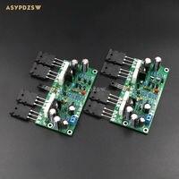 2 채널 L20 SE 파워 앰프 완성 보드 트랜지스터 앰프 보드 A1943 C5200 350W + 350W