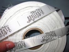 Customized garment labels clothing /logo /Trademark manufacture woven &printed  Free Shippiing