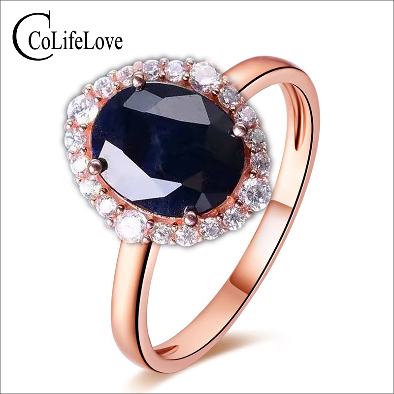 Elegant sapphire ring 10*12mm natural dark blue sapphire from Chinese sapphire mine solid 925 silvr sapphire woman wedding ring natural sapphire gemstone loose stone from chinese biggest sapphire mine dark blue natural sapphire loose gemstone