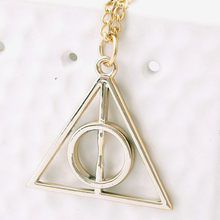 Harry Potter After all this Time.Always.Necklace Rotate Deathly Hallows Pendant Friendship Valentine Gift Best Friend Neck CS902