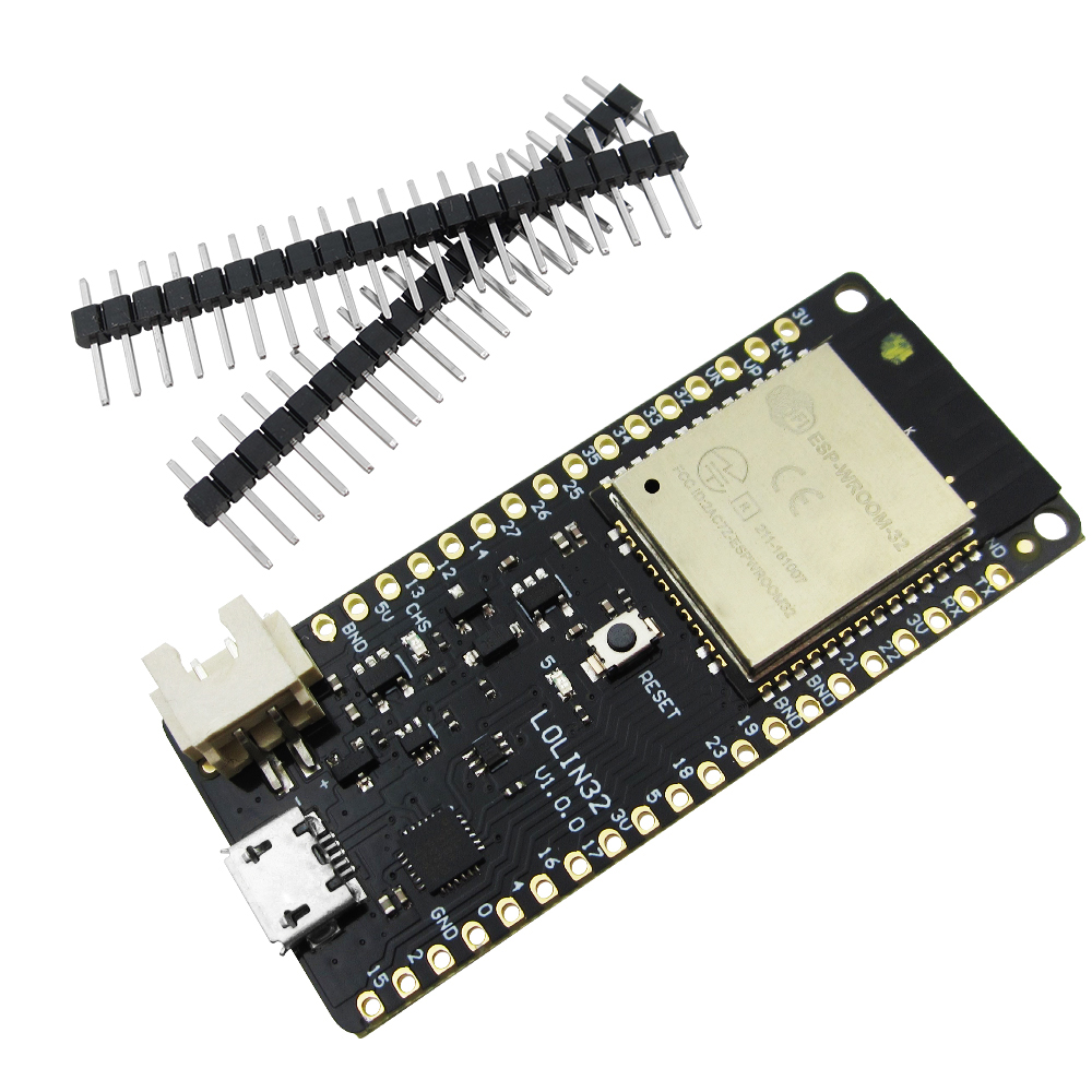 ESP32 ESP-32 ESP-32S ESP32S For WeMos Mini D1 LOLIN32 Wifi Bluetooth Wireless Board Module Based ESP-WROOM-32 Dual 1pcs oficial doit esp wroom 32 esp32 esp 32s bluetooth e wi fi dual core cpu com baixo consumo de energia mcu esp