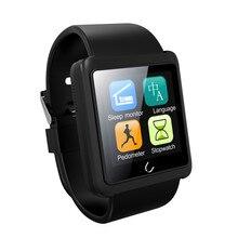 U10LบลูทูธS Mart W Atchหรูหรากีฬานาฬิกาข้อมือกันน้ำชีวิตสมาร์ทนาฬิกาA Ndroidมาร์ทโฟนบลูทูธโทรศัพท์androidนาฬิกา