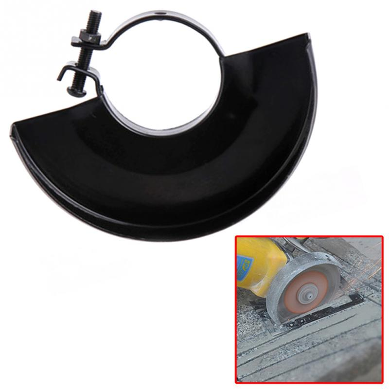 Angle Grinder Protective Hood Black Cutting Machine Base Metal Wheel Guard Safety Protector Cover #0314