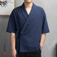 traditional chinese shirt traditional chinese clothing for men 2019 chinese men shirt chinese traditional men clothing Q688