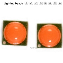 60PCS HONGLI Replace CREE LG 3535 2W Plant growth lamp beads 640nm 645nm