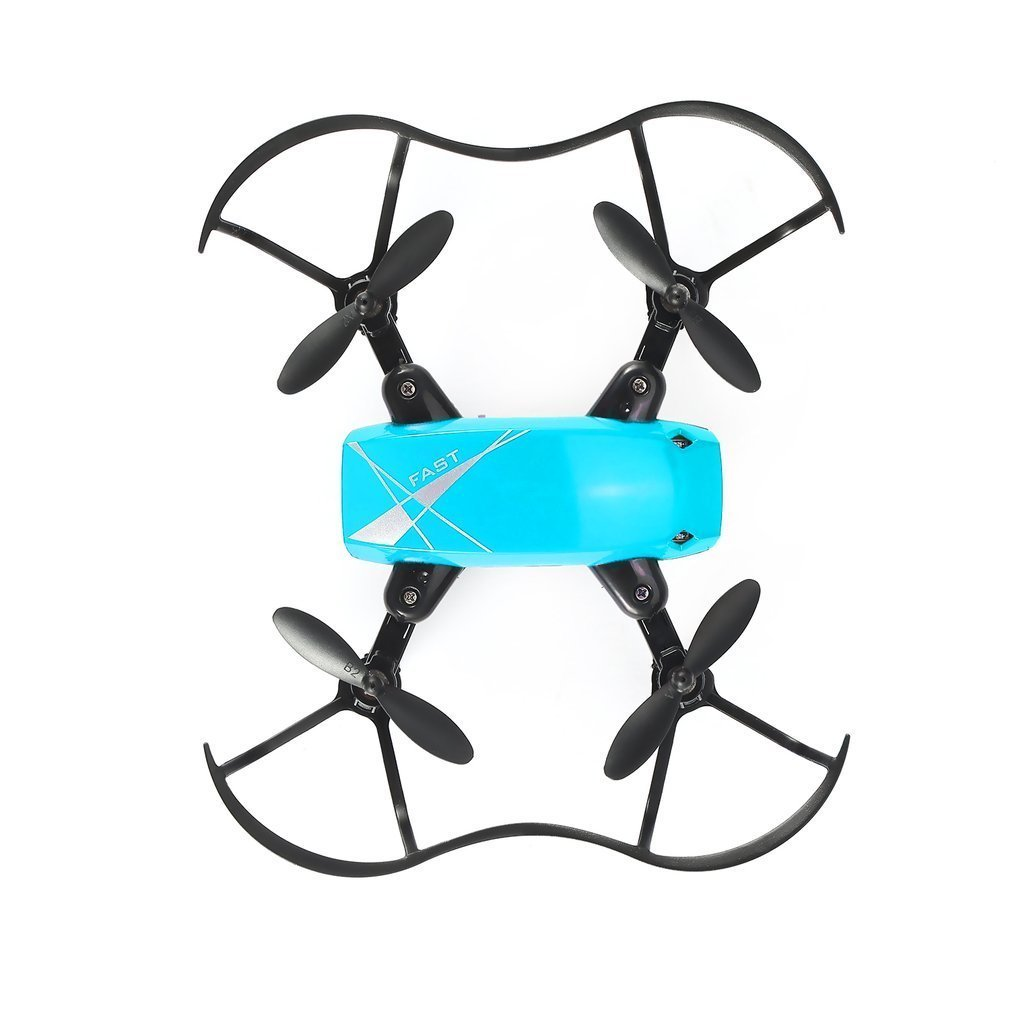 2.4G Mini Drone S9 No Camera RC Helicopter Foldable Drones Altitude Hold RC Quadcopter Headless H/L Speed Switch Dron with Light