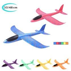 Avión de espuma para niños, juguete planeador, modelo de avión de espuma para exteriores, bolsa de fiesta, rellenos