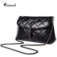 Women Messenger Bags Quilted Leather Women Bag Chain Cross Body Handbags Women S Hand Bag Brand